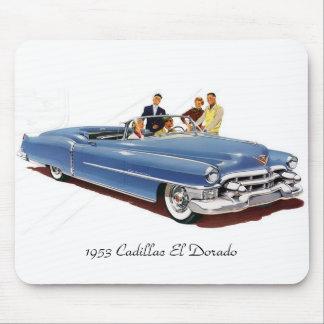 1953 Cadillac El Dorado Mousepad
