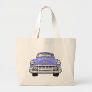 1953 Chevrolet Bel Air Front View Tote Bag