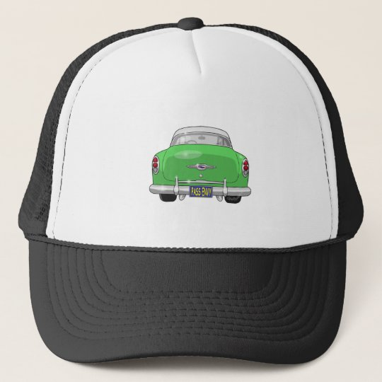 1953 Chevrolet Bel Air Pass Envy Cap