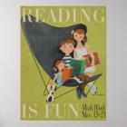 1953 Children's Book Week Poster
