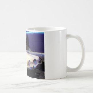 1953 Kaiser Darrin Basic White Mug