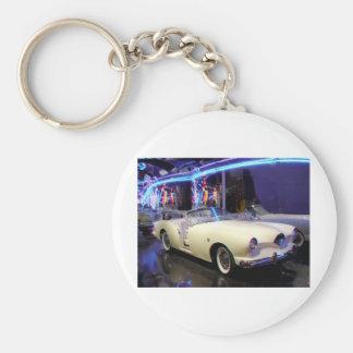 1953 Kaiser Darrin keychain