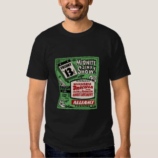 1953 Midnite Jinx Show T-Shirt