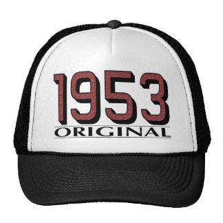 1953 Original Hats