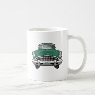 1954 Buick Roadmaster Basic White Mug