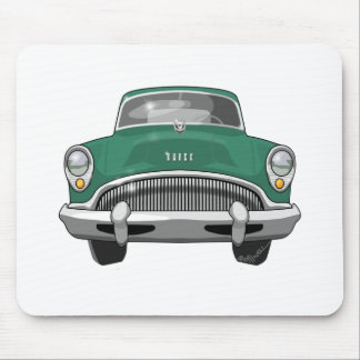 1954 Buick Roadmaster Mouse Pad