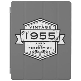 1955 Aged To Perfection iPad Cover