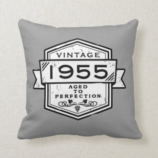 1955 Aged To Perfection Cushion