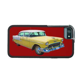 1955 Chevrolet Bel Air Antique Car Case For iPhone 5/5S