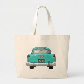 1955 Chevrolet Bel Air Pass Envy Canvas Bags