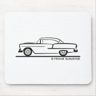 1955 Chevrolet Hardtop Coupe Mousepad