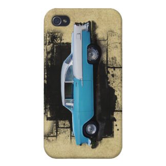 1955 Chevy Bel Air- Classic Cars-  iPhone 4 Covers