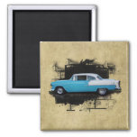 1955 Chevy Bel Air- Classic Cars- Magnet