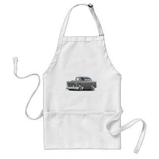 1955 Chevy Belair Grey Car Standard Apron