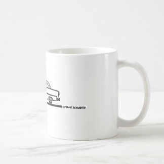 1955 Chevy Hardtop Post Coffee Mug