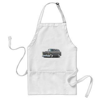 1955 Chevy Nomad Grey Car Standard Apron