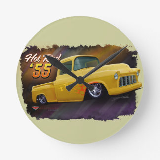 1955 Chevy truck clock