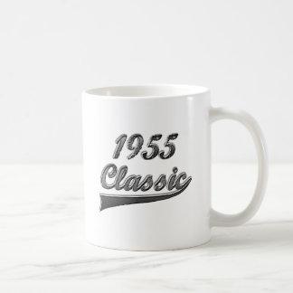 1955 Classic Basic White Mug