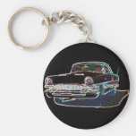 1955 Packard Keychain