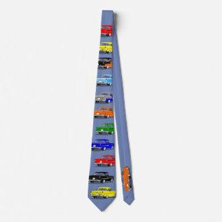 1955 Shoebox Tie Solid