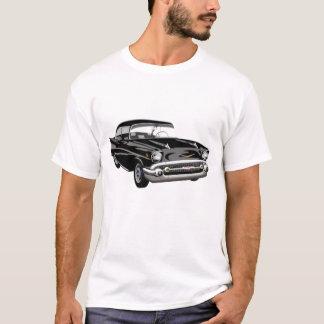 1957 Bel Air in Black T-Shirt