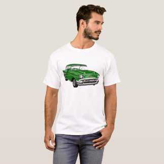 1957 Bel Air in Green T-Shirt