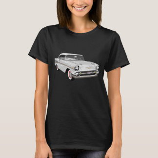 1957 Bel Air in Silver T-Shirt