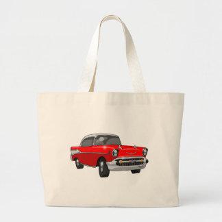 1957 Chevrolet Bel Air Canvas Bag