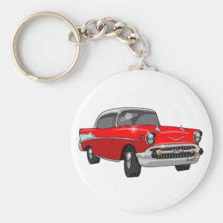 1957 Chevrolet Bel Air Keychains