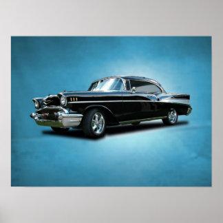 1957 Chevrolet Bel-Air Print