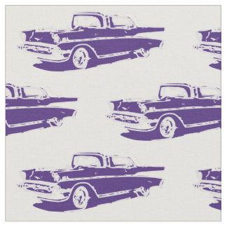 1957 Chevrolet Classic Car Fabric
