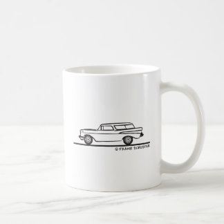 1957 Chevrolet Nomad Coffee Mug