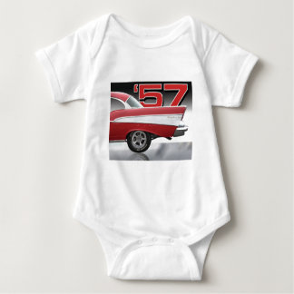 1957 Chevy Bel Air Baby Bodysuit