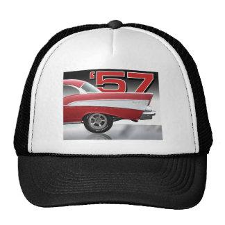 1957 Chevy Bel Air Mesh Hats