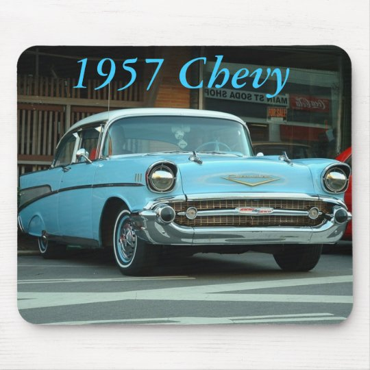 1957 Chevy Mouse Pad