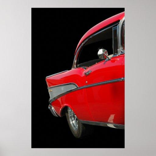 1957 Chevy Print