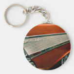 1957 Classic BelAir Chevy Keychains