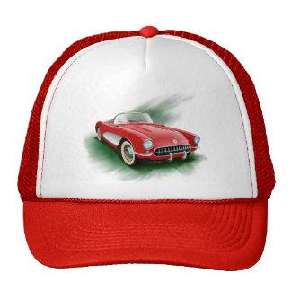 1957 Corvette Mesh Hats