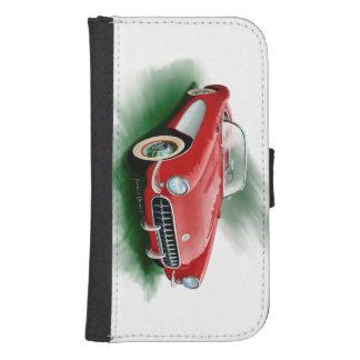 1957 Corvette Samsung S4 Wallet Case