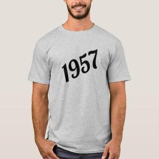 1957 Happy 60th Birthday T-Shirt