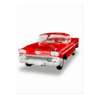 1957 Impala Postcard