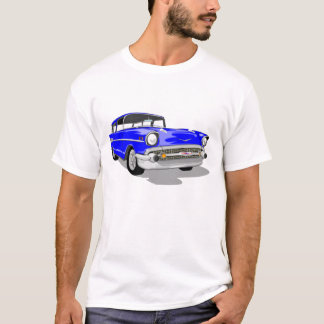 1957 Nomad in Blue T-Shirt