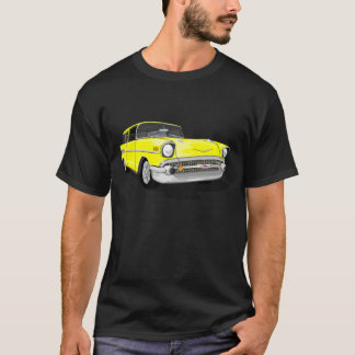 1957 Nomad in Yellow T-Shirt