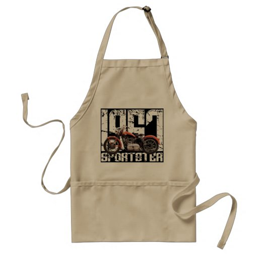 1957 Sportster Aprons