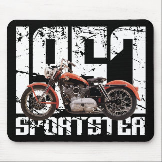 1957 Sportster Mouse Pad