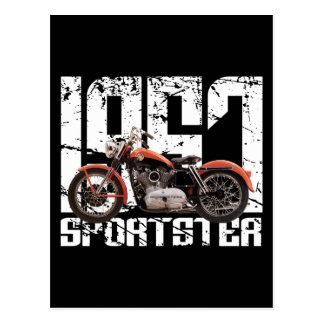 1957 Sportster Postcard