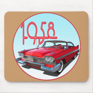 1958 Belvedere Sport Coupe Mouse Mat