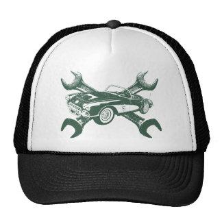 1958 Chevrolet Corvette Trucker Hats