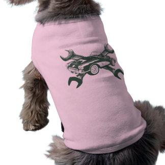 1958 Chevrolet Corvette Sleeveless Dog Shirt
