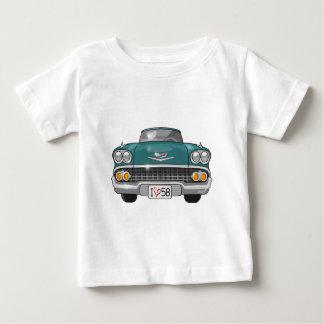 1958 Chevrolet Impala Baby T-Shirt
